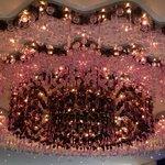 Lobby/restaurant chandelier