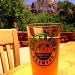 Zion Canyon Brewing Company-handcrafted beers