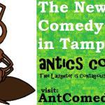 Antics Comedy