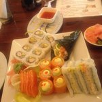 Eat-as-much-as-you-like Sushi