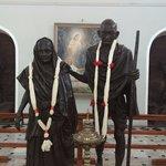 Mahatma & Kasturba Gandhi