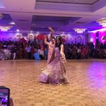 Partial View of Ballroom during Dance Performances