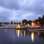 Bowness Bay at dusk