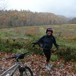 early up on the Virginia Creeper trail