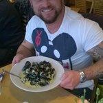 Best mussels around and best service