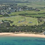 Overview of the Aussie Golf Ranch