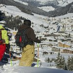 Skiing in Lech a. Arlberg