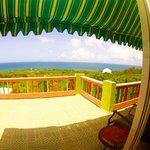 Reef Room Back Balcony