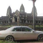 Siem Reap Tuk Tuk Driver Service - Private Day Tour