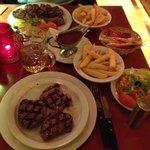 Très bonne cuisine, viande de qualité... Un peu cher ... (60€ pour deux)