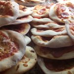 pizza al baffo
