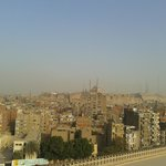 City view from Minaret