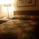 Older bedding but comfortable