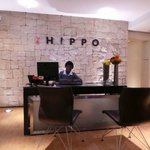 Hippo Reception area