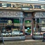 Outside of Pharmacy Cafe, Newton Abbot