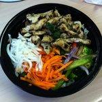 Rice Bowl w/Chicken