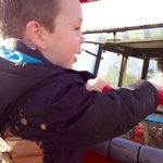 Tractor trailer ride - very much enjoyed by my son! Wonderful idea...