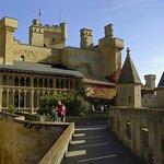 Castillo medieval de Olite