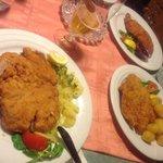 Wiener Schnitzel impareggiabile!!!!