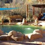 Giggling Springs pool