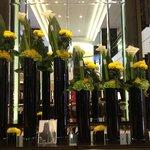 Hall Waldorf  Astoria touch...