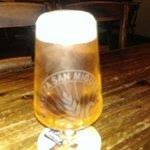 Fantastic San Miguel beer