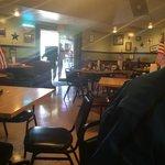 Smokehouse dining room