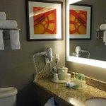 la salle de bain classique