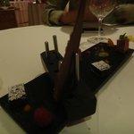 Postre - Variado de chocolates