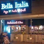 Bella Italia , Leisure Village, Plymouth
