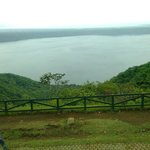Panoramica Laguna de Apoyo