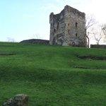 The castle!