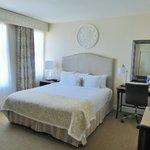 Hotel Santa Barbara Room