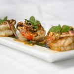 Pla Goong Grilled King Prawns