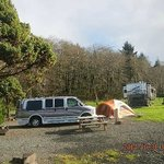 Seaside 1000 Trails RV Camping Resort - Tent Camping
