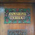Tamarind Villa we stayed