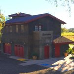 The Gracianna Winery Tasting Room