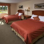 All Standard rooms feature two Queen Beds
