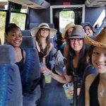 wine tour crew