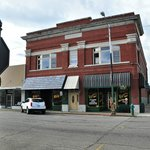 """Warehouse Willy's occupies the """"Patrick"""" building in downtown Poteau."""