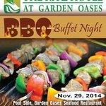 BBQ Buffet Nights