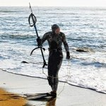 If fly-fishing is the contemplative person's recreation, spearfishing might be the active person