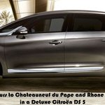Wine tours to Chateauneuf du Pape
