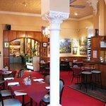 Restaurant through to Gallery