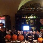 Bar and super friendly staff