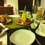 Lecker Frühstück :)