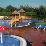 Nuestras dos piscinas