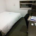 シモンズの幅広ベッドが快適