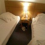 Chambres 2 lit trop petite