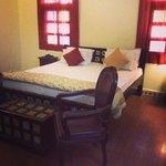bedroom room 203